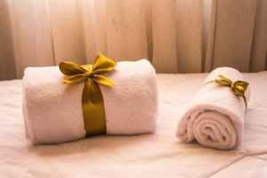 EBPB white towels